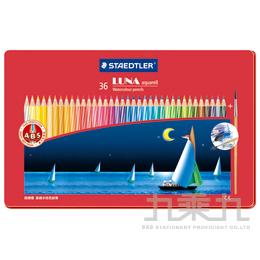 施德樓LUNA基礎水性色鉛筆36色組