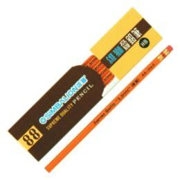 雄獅鉛筆88 NO2皮頭鉛筆