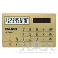 CASIO 8位元計算機SL-760LC 金(GD)國家考試專用計算機