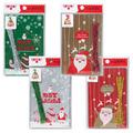 耶誕糖果禮物袋﹙小﹚-8入 -隨機出貨