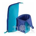 KOKUYO 大容量站立筆袋(海外版)-亮藍