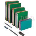 自強 202環保彈簧夾 買就送中性筆/滿699送分段格頁紙/滿1299送L型夾