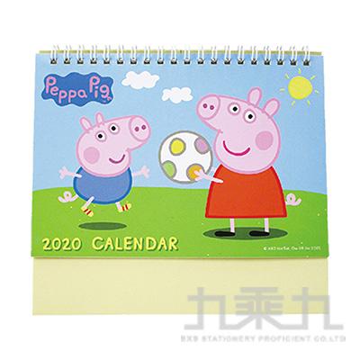 佩佩豬2020平面小桌曆 PP06842