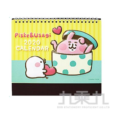 卡娜赫拉2020立體線圈桌曆 KS06414