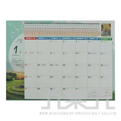 8K桌曆-內頁 TD19-0802