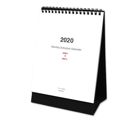 2020年25K三角月曆(素面/直式) BC-05176A