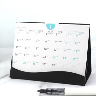 2020年抽取式桌上型月曆 BC-05181