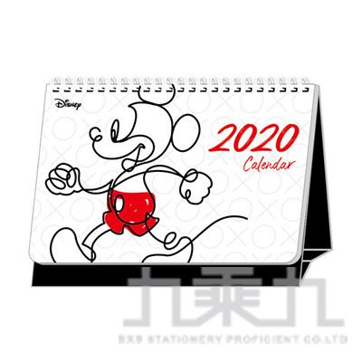迪士尼2020站立式月誌-A5 DPMC-0266B