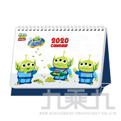 迪士尼2020站立式月誌-A5 DPMC-0266C