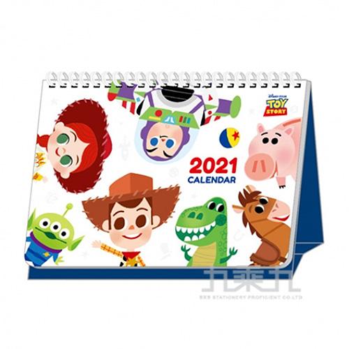 迪士尼2021桌曆-A5 DPMC-0268C