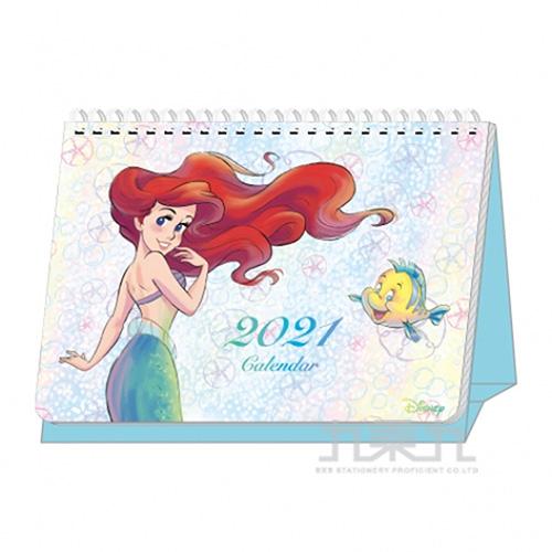 迪士尼2021桌曆-A5 DPMC-0268F