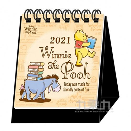 迪士尼2021桌曆-迷你 DPMC-0301A
