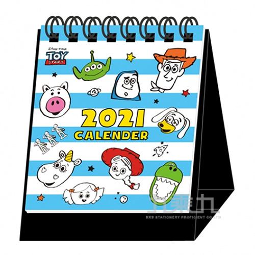迪士尼2021桌曆-迷你 DPMC-0301B