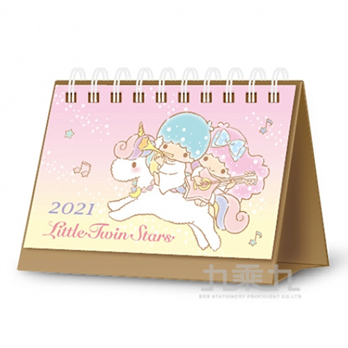 三麗鷗2021桌曆-迷你 VPMC-12810