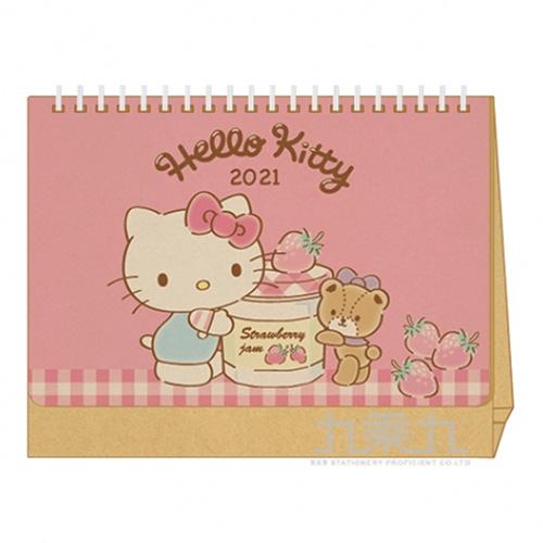三麗鷗2021桌曆-B6 VPMC-329A
