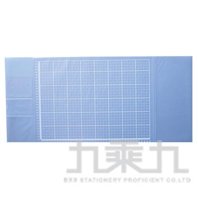 active life多功能桌墊(水藍) KCM-01D