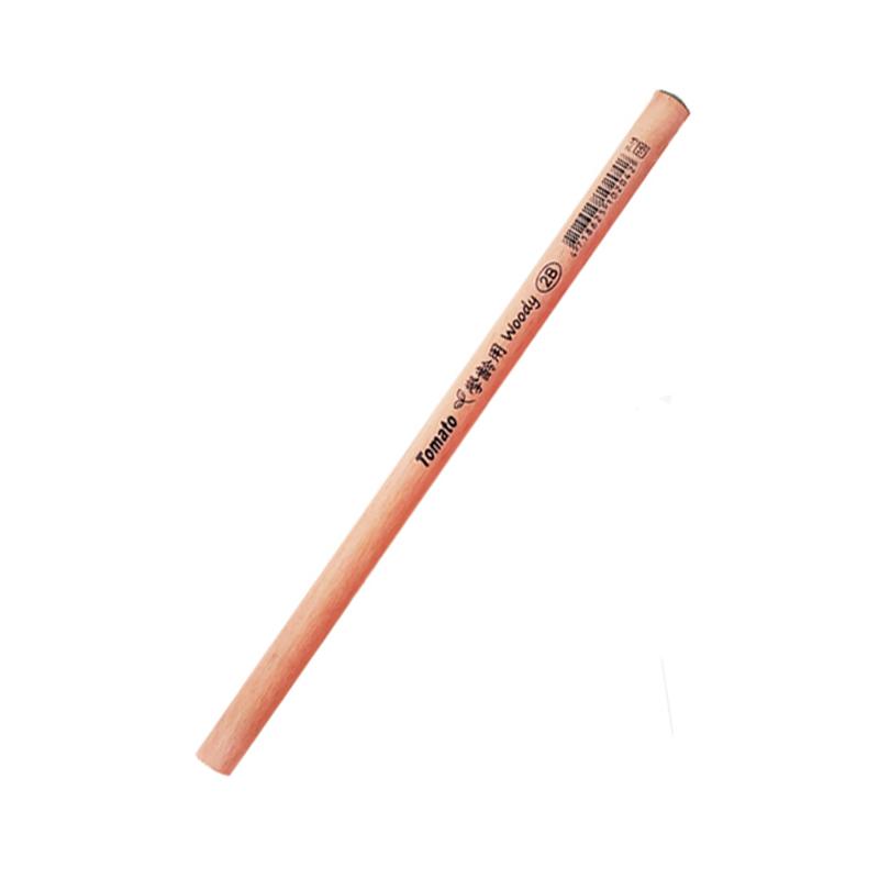 Tomato 學齡用原木鉛筆(2B) P-15 3089