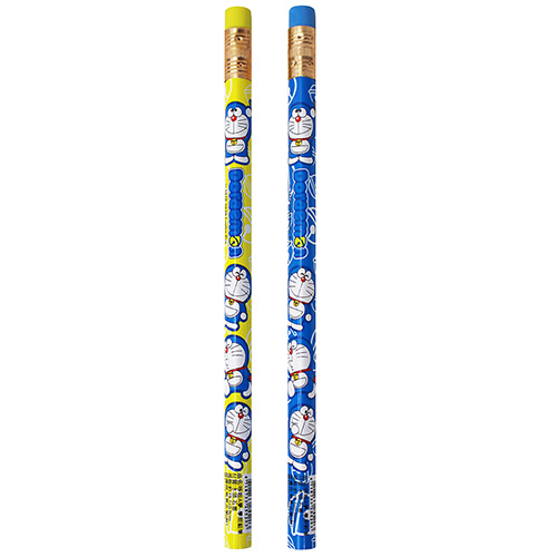 哆啦A夢學前鉛筆-單支 (款式隨機出貨) DO01761