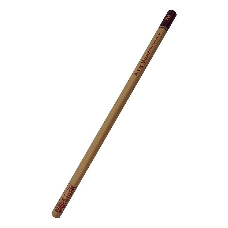 原木三角學習鉛筆 3B363379