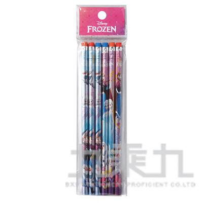 冰雪奇緣6入木頭鉛筆(8) FRPEN60-26