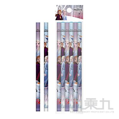 冰雪奇緣(2)6入木頭鉛筆 FRPEN60-35