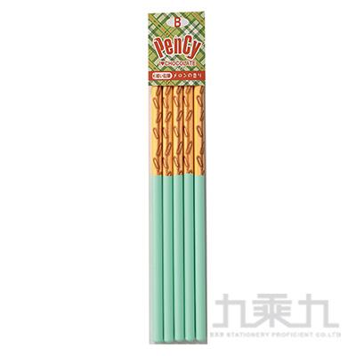 SAKAMOTO餅乾鉛筆5支入(B)哈密瓜 47004601