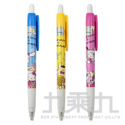 K/T三麗鷗流利中油筆 021097 (款式隨機)