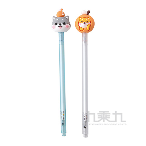橘子小柴中性筆 PE0792(款式隨機出貨)
