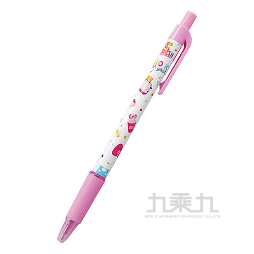 (停產)K/T 好寫中油筆(45th) 021183