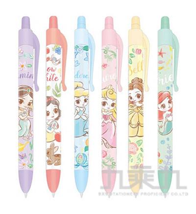 迪士尼自動中油筆-Q版公主 DPCP- 203(多款隨機)