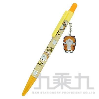 白爛貓吊飾自動中油筆