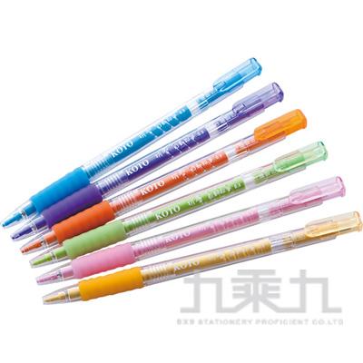 KOTO 0.5抗壓自動鉛筆(6色)