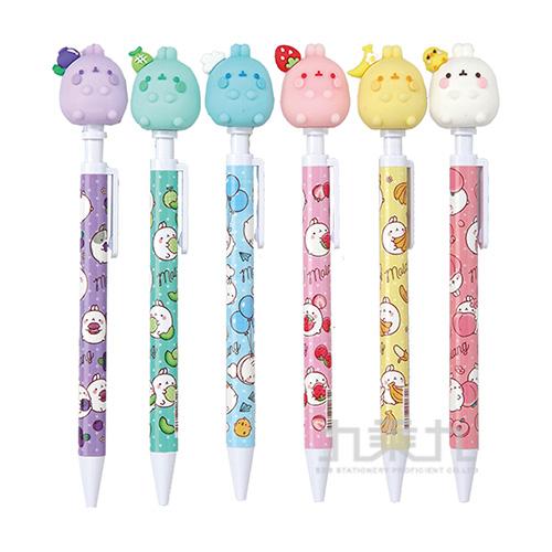 快樂兔公仔自動鉛筆 02134(款式隨機出貨)
