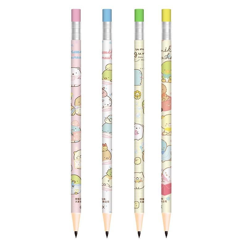 小夥伴細型自動鉛筆B SGPD1200 (款式隨機出貨)