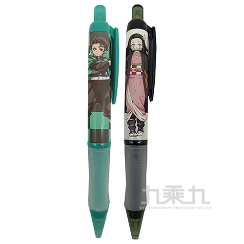 鬼滅之刃抗壓寫不斷自動鉛筆 GUPEN49-1(款式隨機出貨)