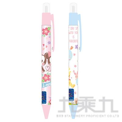 迪士尼 櫻花系 抗壓寫不斷自動鉛筆 DFPEN45-1 (款式隨機)