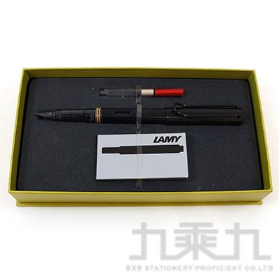 LAMY 卡水禮盒(71霧光黑+T10黑) LM0592