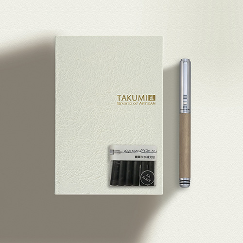 IWI筆記本/鋼筆/水晶印章禮品組合-生成TAG6SA-99