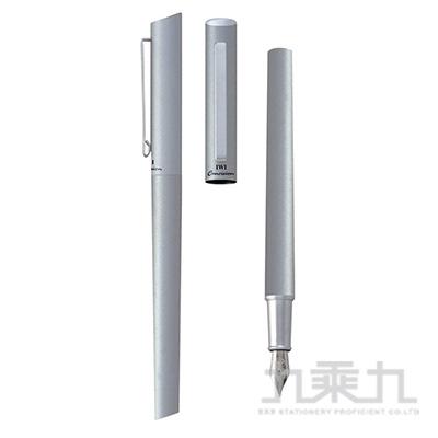 Concision 簡約系列鋼筆-霧銀 7S020FP-DD