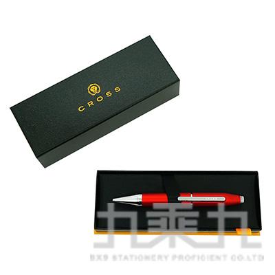 CROSS X 系列深紅鋼珠筆 AT0725-3