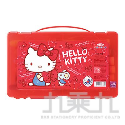 KITTY 24色果凍盒彩色筆 196382