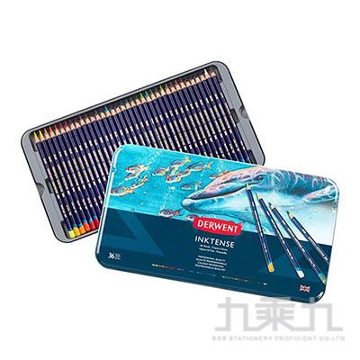 德爾文水墨色鉛36色鐵盒裝 DW2301842