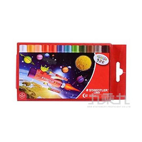 LUNA粉蠟筆-12色 MS2410LC12