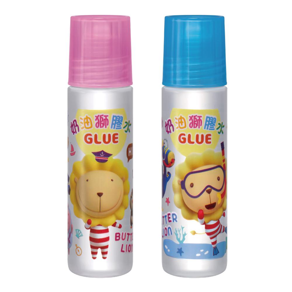 奶油獅膠水GU-005(顏色隨機出貨)