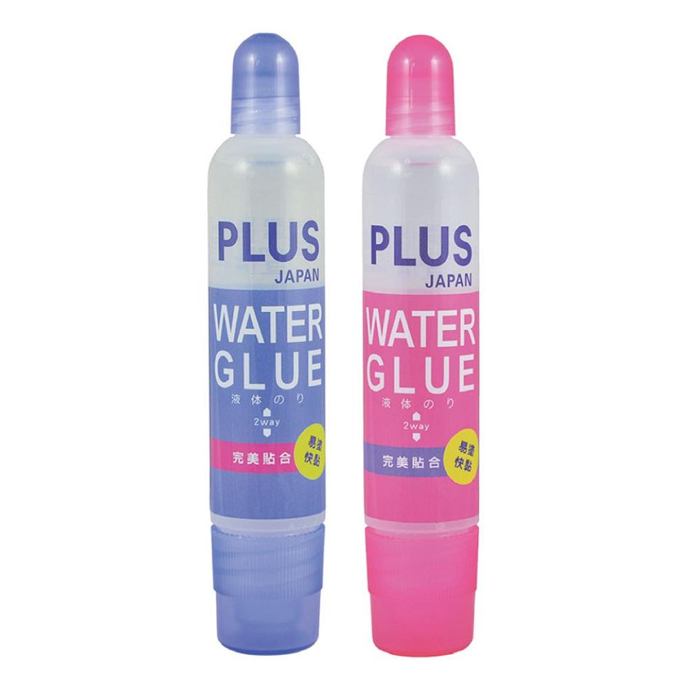 PLUS 雙頭兩用膠水 28-009 (顏色隨機)