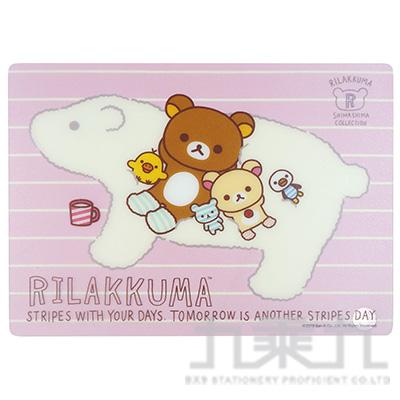 拉拉熊PP墊板-北極熊版 RK02240A
