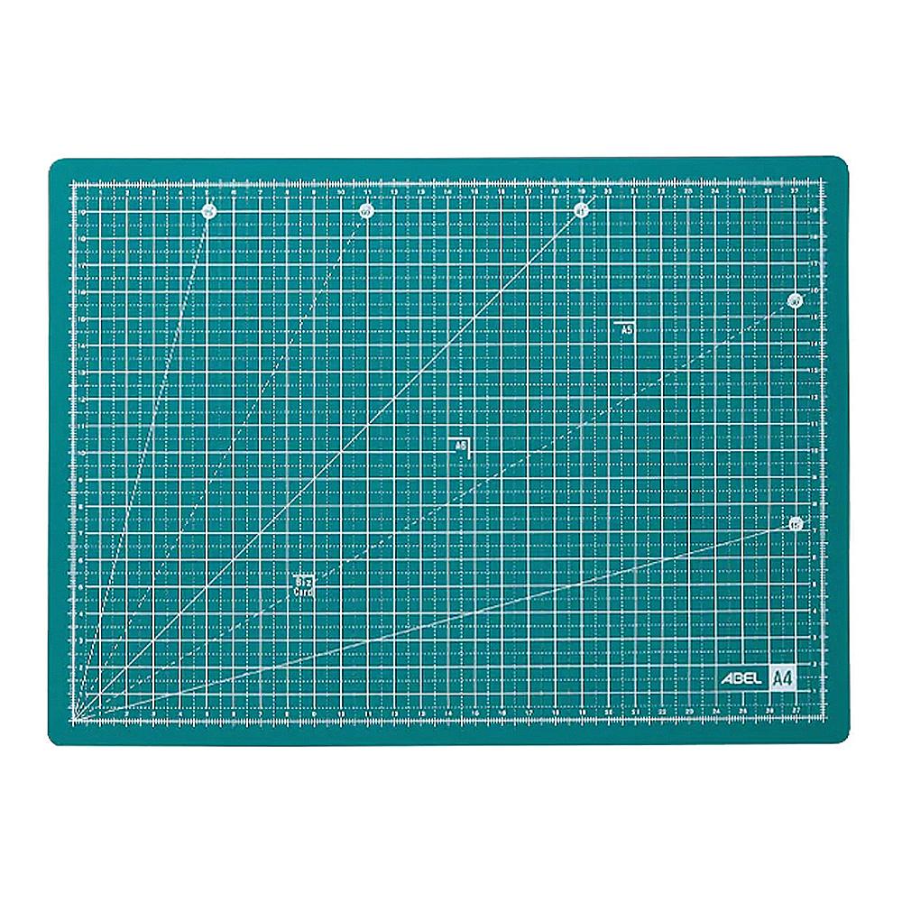 ABEL  標準割紙墊A4(綠色)