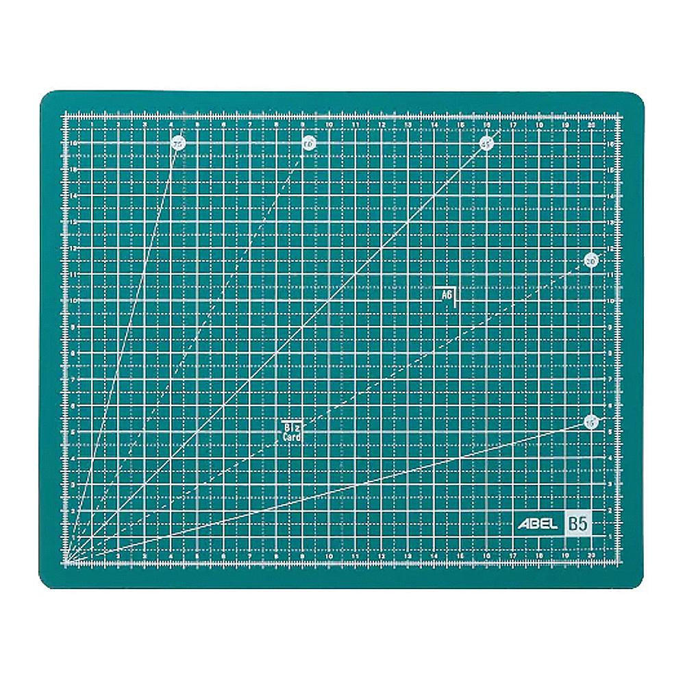 ABEL 標準割紙墊B5(綠色)