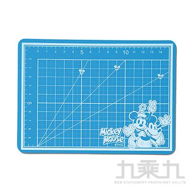 迪士尼A4環保切割墊(藍色系) LW-A2106A
