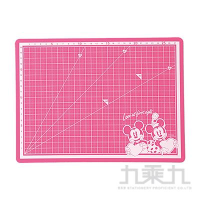 迪士尼A4環保切割墊(粉色系) LW-A2106B